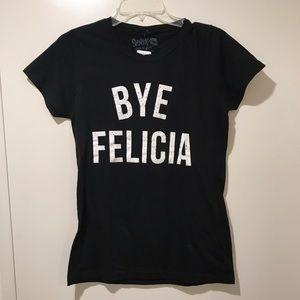NWT Bye Felicia T-Shirt